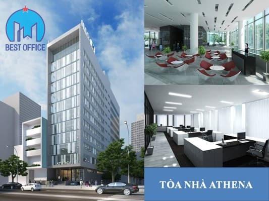 văn phòng cho thuê quận Tân Bình - cao ốc ATHENA
