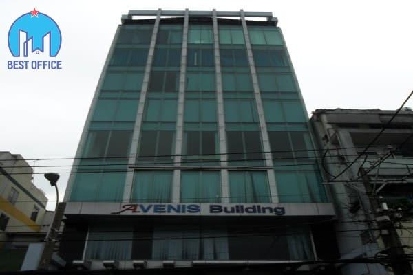 văn phòng cho thuê quận 1 - cao ốc AVENIS