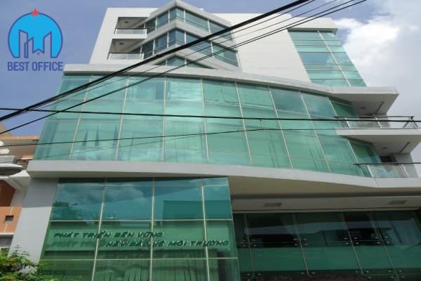 văn phòng cho thuê quận Phú Nhuận - cao ốc VẠN LỢI