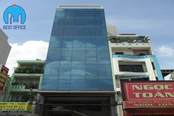 văn phòng cho thuê quận Phú Nhuận - cao ốc NHẤT NGHỆ