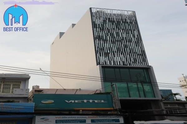 văn phòng cho thuê quận Phú Nhuận - cao ốc MINH PHÚC