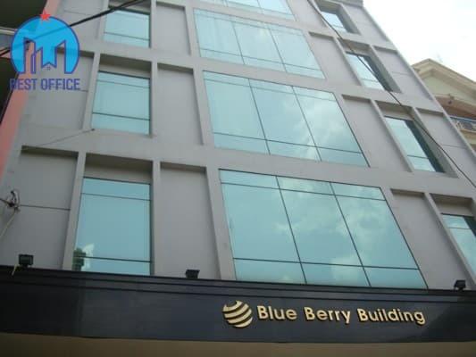 Cao Ốc Blue Berry - văn phòng cho thuê giá rẻ quận tân bình
