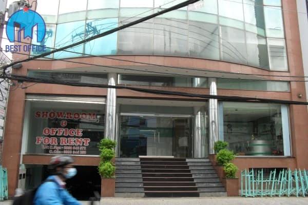 văn phòng cho thuê quận Phú Nhuận - cao ốc VIỆT Á CHÂU