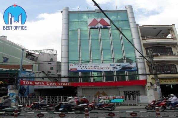 văn phòng cho thuê quận Phú Nhuận - cao ốc MHB