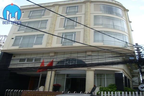 văn phòng cho thuê quận Phú Nhuận - cao ốc SOGETRACO