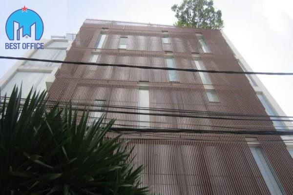văn phòng cho thuê quận Phú Nhuận - cao ốc VIỆT SKY