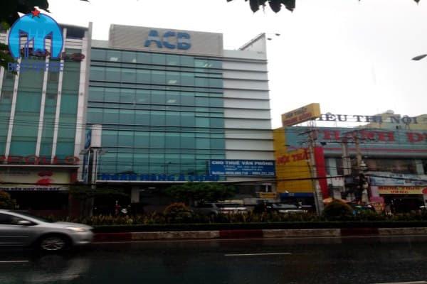 văn phòng cho thuê quận Tân Bình - cao ốc ACB