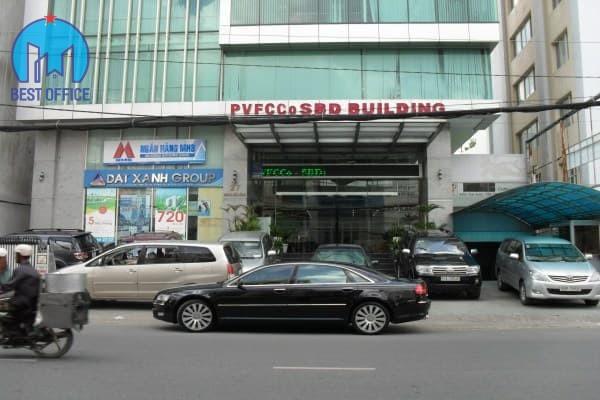 văn phòng cho thuê quận Bình Thạnh - cao ốc PVFC