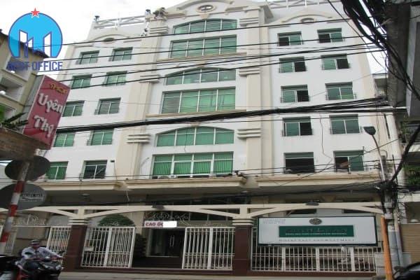 văn phòng cho thuê quận Phú Nhuận - cao ốc KINH LUÂN 1