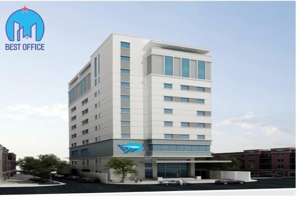 văn phòng cho thuê quận Tân Bình - cao ốc YÊN THẾ 1