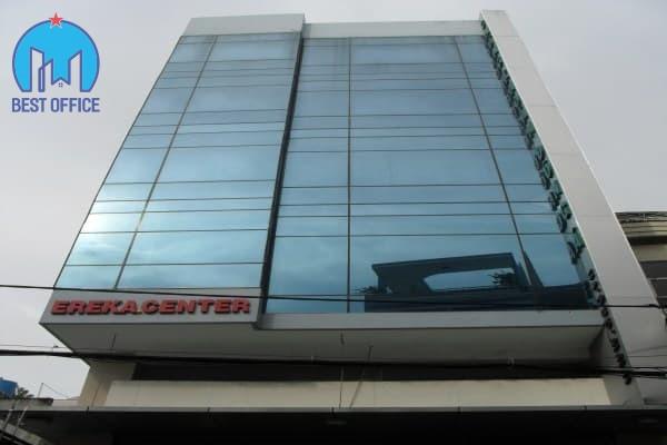 văn phòng cho thuê quận 10 - cao ốc EREKA