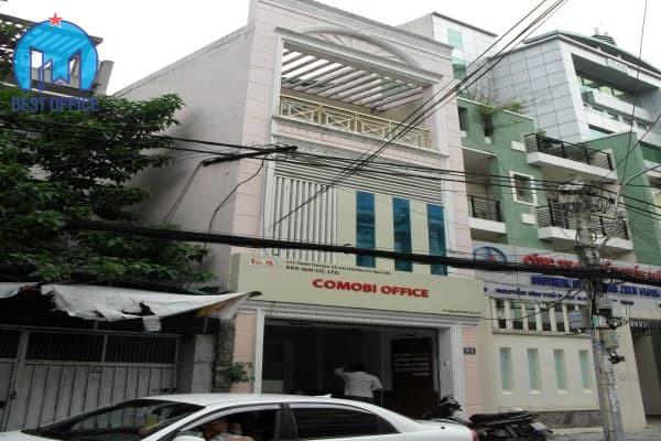 văn phòng cho thuê quận 1 - cao ốc COMOBI