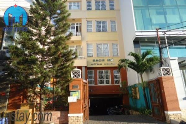 văn phòng cho thuê quận 10 - cao ốc BẠCH MÃ
