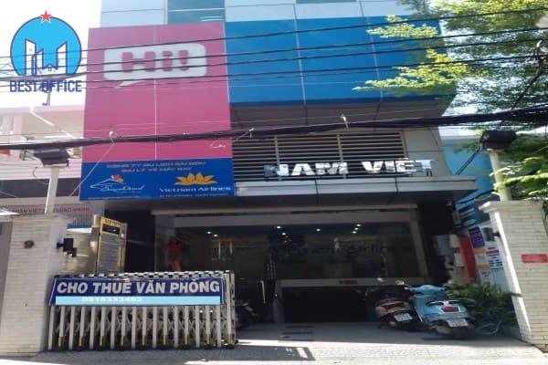 văn phòng cho thuê quận 1 - cao ốc NAM VIỆT