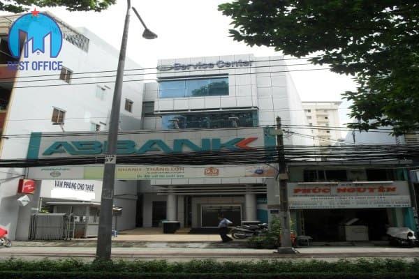 văn phòng cho thuê quận 10 - cao ốc AB BANK