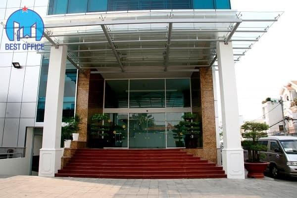 văn phòng cho thuê quận 7 - cao ốc PTS