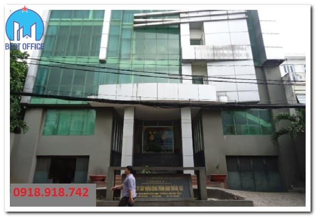 văn phòng cho thuê quận Bình Thạnh - cao ốc 586