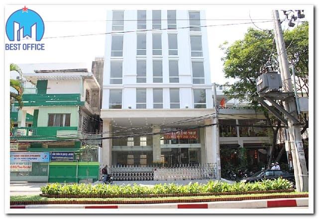 văn phòng cho thuê quận Tân Bình - cao ốc Khải Tiến