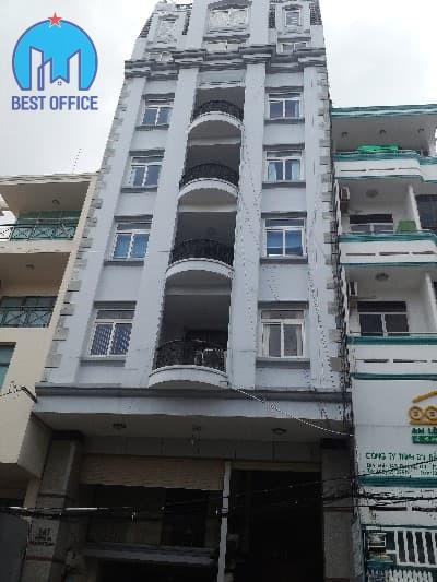văn phòng cho thuê quận Bình Thạnh - cao ốc KBC BUILDING