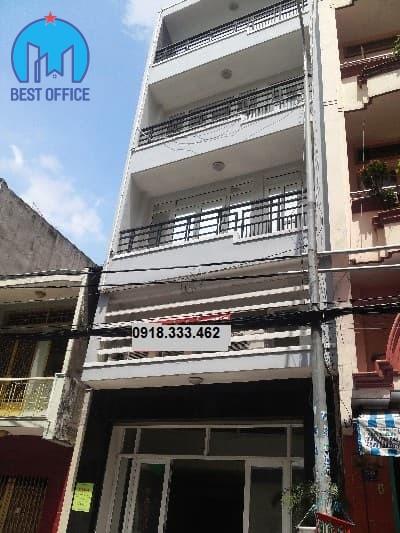 văn phòng cho thuê quận Phú Nhuận - cao ốc TRÍ VIỆT