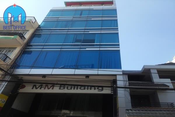 văn phòng cho thuê quận 10 - cao ốc M-M