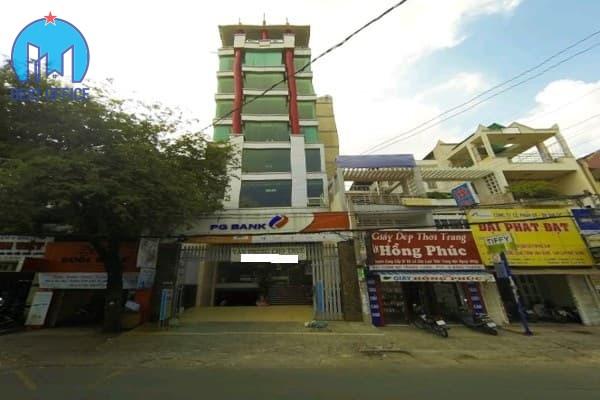 văn phòng cho thuê quận Bình Thạnh - cao ốc BÌNH HÒA