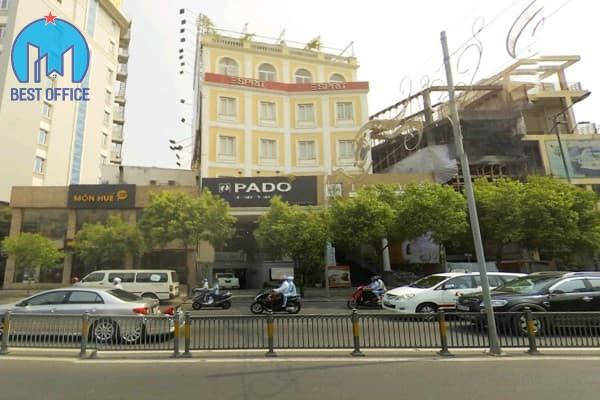 văn phòng cho thuê quận Phú Nhuận - cao ốc QUỐC HƯNG