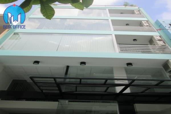 văn phòng cho thuê quận Phú Nhuận - cao ốc NTT