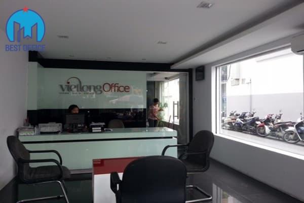văn phòng cho thuê quận 1 - cao ốc VIỆT LONG OFFICE