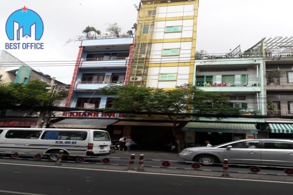 văn phòng cho thuê quận 4 - cao ốc Quang Thy Building