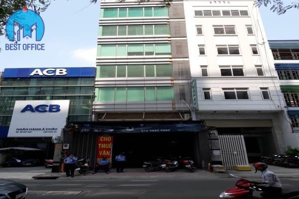 văn phòng cho thuê quận 4 - cao ốc KN BUILDING