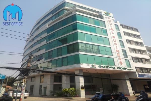 văn phòng cho thuê quận Phú Nhuận - cao ốc OCEWA