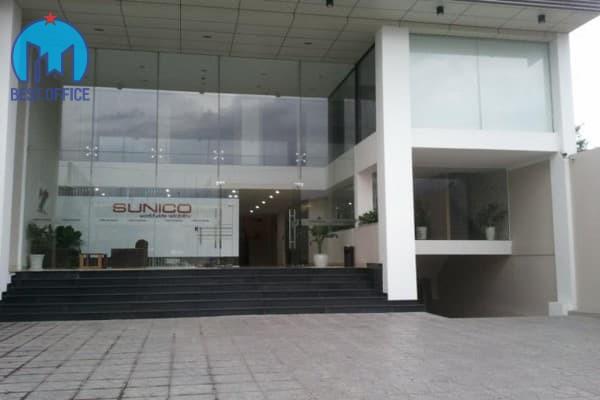 văn phòng cho thuê quận Tân Bình - cao ốc AUTO TIÊN PHONG