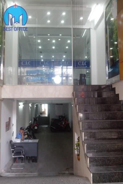 văn phòng cho thuê quận 10 - cao ốc CIC