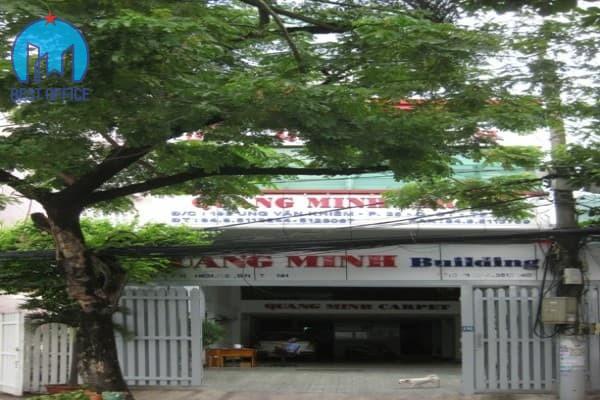 văn phòng cho thuê quận Bình Thạnh - cao ốc QUANG MINH