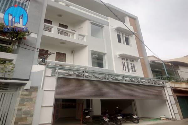văn phòng cho thuê quận Bình Thạnh - cao ốc PHƯƠNG NAM OFFICE
