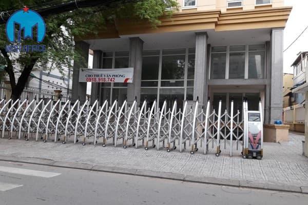 văn phòng cho thuê quận Phú Nhuận - cao ốc MC