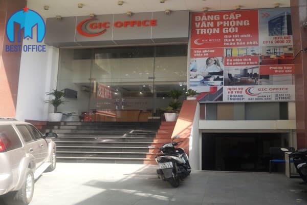 văn phòng cho thuê quận 1 - cao ốc GIC - ĐTH