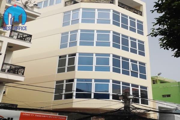 văn phòng cho thuê quận Phú Nhuận - cao ốc HVH 1