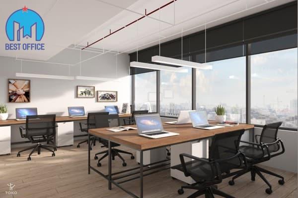 văn phòng cho thuê quận 4 - cao ốc CIRCO OFFICE