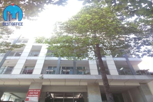 văn phòng cho thuê quận 1 - cao ốc ARTEX SAIGON