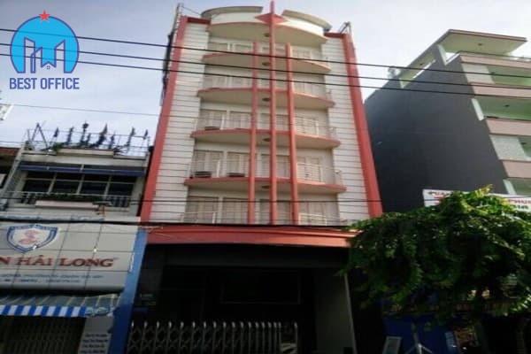 văn phòng cho thuê quận Gò Vấp - cao ốc NVL