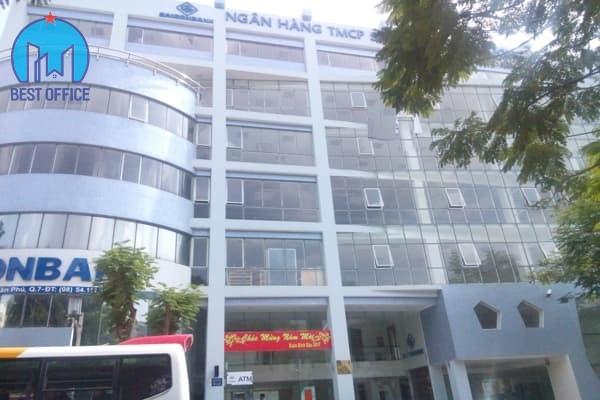 văn phòng cho thuê quận 7 - cao ốc PHÚ MÃ DƯƠNG