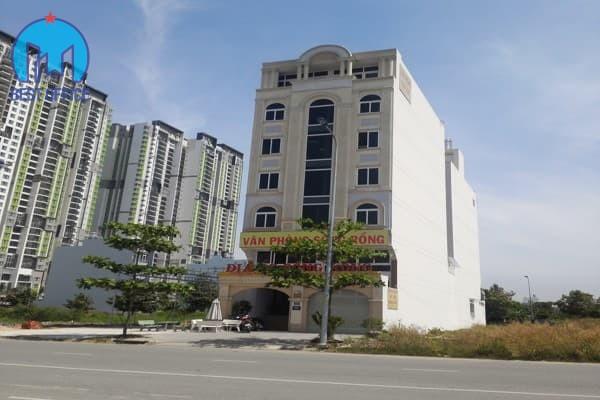 CAO ỐC TVB BUILDING