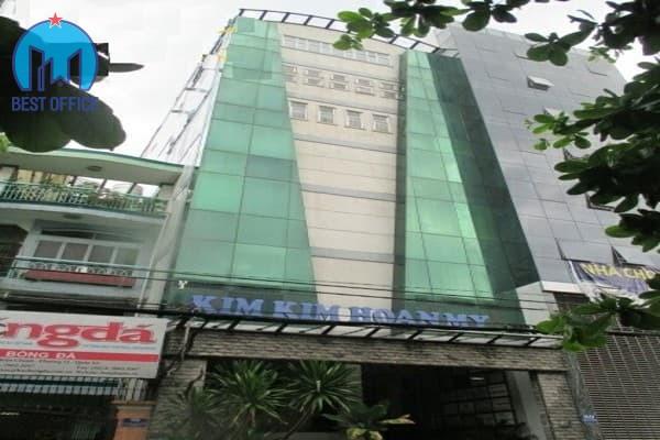 văn phòng cho thuê quận 10 - cao ốc SVH