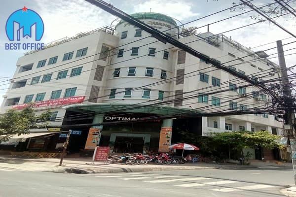 văn phòng cho thuê quận 7 - cao ốc PHAN QUANG