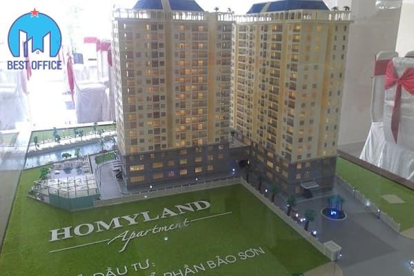 văn phòng cho thuê quận 2 - cao ốc HOMYLAND