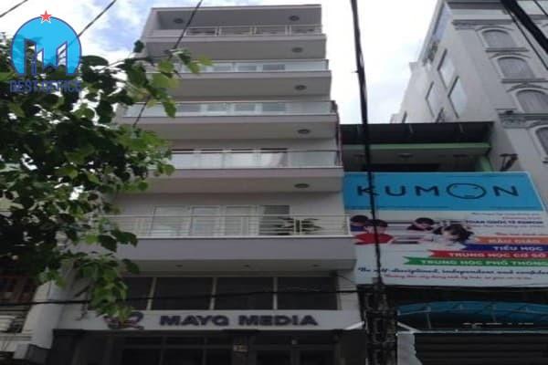 văn phòng cho thuê quận Phú Nhuận- cao ốc SONATA