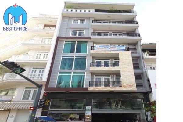 văn phòng cho thuê quận Tân Bình - cao ốc BẠCH ĐẰNG 4
