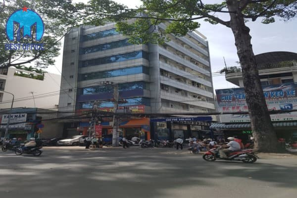 văn phòng cho thuê quận 5 - cao ốc VI NGUYỄN CHÍ THANH